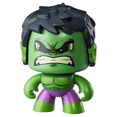 Boneco-de-Acao---Mighty-Muggs---15-Cm---Disney---Marvel---Avengers---Hulk---Hasbro