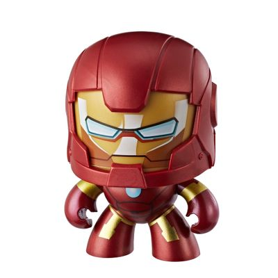 Boneco-de-Acao---Mighty-Muggs---15-Cm---Disney---Marvel---Avengers---Iron-Man---Hasbro