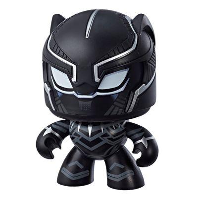 Boneco-de-Acao---Mighty-Muggs---15-Cm---Disney---Marvel---Avengers---Pantera-Negra---Hasbro
