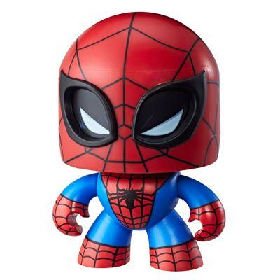 Boneco-de-Acao---Mighty-Muggs---15-Cm---Disney---Marvel---Avengers---Spider-Man---Hasbro