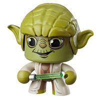 Boneco-de-Acao---Mighty-Muggs---15-Cm---Disney---Star-Wars---Yoda---Hasbro