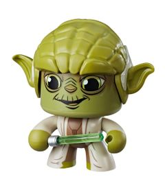 Boneco-de-Acao---Mighty-Muggs---15-Cm---Disney---Star-Wars---Yoda---Hasbro