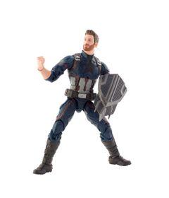 Figura-de-Acao---26-Cm---Disney---Marvel---Avengers---Serie-Legends---Capitao-America---Hasbro
