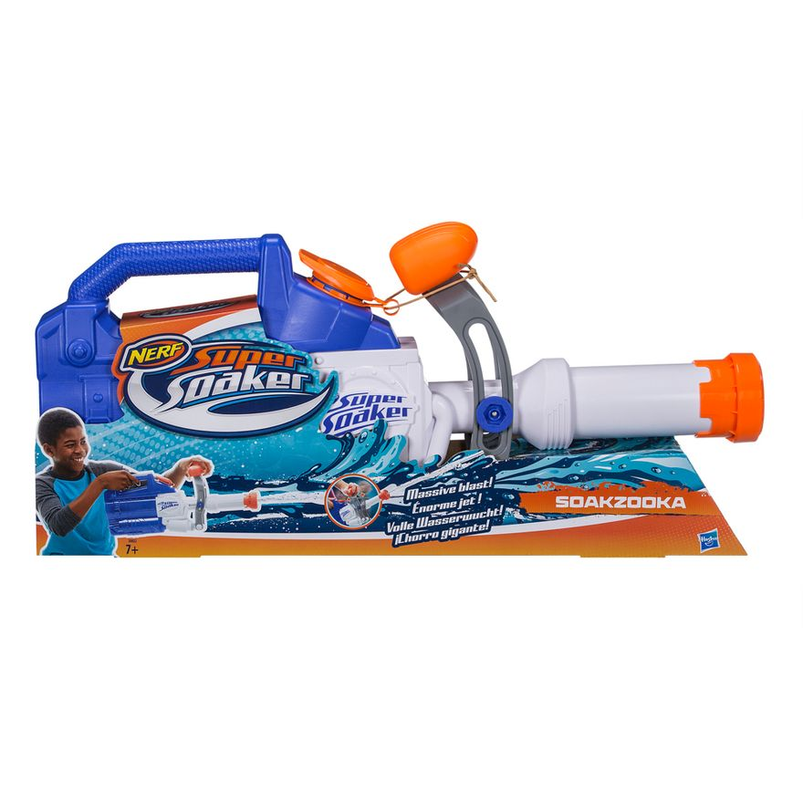 Lanca-Agua---Nerf---Super-Soaker---Soakzooka---Hasbro