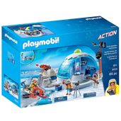 Playmobil---Central-de-Expedicao-Polar---9055---Sunny