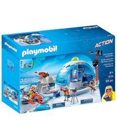 Playmobil---Central-de-Expedicao-Polar---9055---Sunny