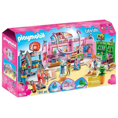 Playmobil---Shopping-Center---9078---Sunny