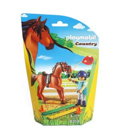 Playmobil---Soft-Bags-Cavalos---Cavalo-Marrom---9259---Sunny