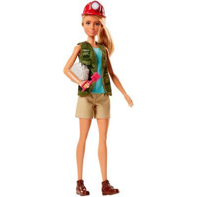 Boneca-Barbie---Profissoes---Paleontologa---Mattel