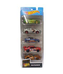 Carrinhos-Hot-Wheels---Pacote-com-5-Carros---Nightburnerz-2018---Mattel