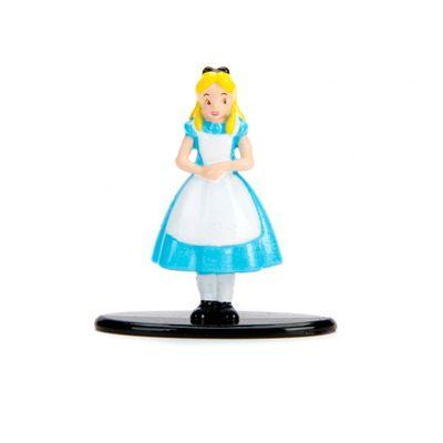 Figura-Colecionavel---4-Cm---Metals-Nano-Figures---Disney---Alice---DTC