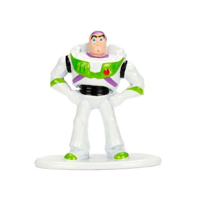 Figura-Colecionavel---4-Cm---Metals-Nano-Figures---Disney---Buzz-Lightyear---DTC