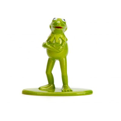 Figura-Colecionavel---4-Cm---Metals-Nano-Figures---Disney---Kermit---DTC