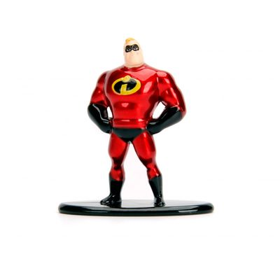 Figura-Colecionavel---4-Cm---Metals-Nano-Figures---Disney---Mr-Incredible---DTC