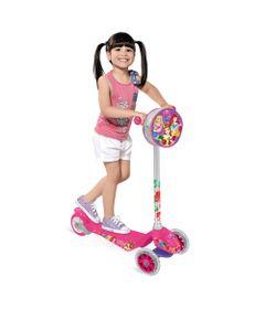 Patinete---Skatenet-com-Bolsinha---Disney---Princesas---Bandeirante