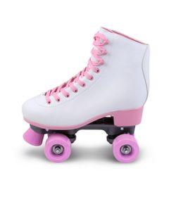 Patins-Classico-4-Rodas---Quad-Roller---Retro-Roll---Tam-32---DTC