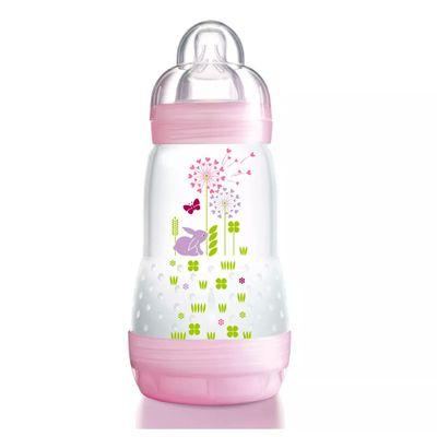 Mamadeira---First-Bottle-260Ml---Meninas---MAM