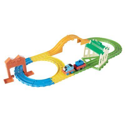 Trem Thomas & Friends - Diversão nos Trilhos - Fisher-Price