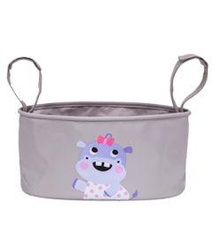 Cesta-Organizadora-para-Carrinhos---Happy-Hipopotamo---Buba