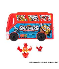 Playset-e-Estojo-com-Figura-Surpresa---Smashers---Candide