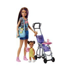 Boneca-Barbie---Skipper-Babysister---Carrinho-de-Bebe---Mattel