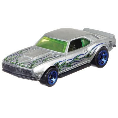 Carrinho-Hot-Wheels---Aniversario-50-anos---Copo-Camaro-1968---Mattel