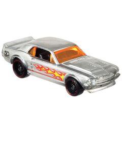 Carrinho-Hot-Wheels---Aniversario-50-anos---Ford-Mustang-Coupe-1967---Mattel