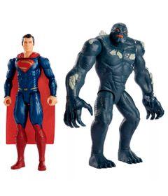 Conjunto-Figuras-de-Acao---DC-Comics---Liga-da-Justica---Superman-e-Doomsday---Mattel