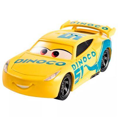 Mini-Veiculos---12-Cm---Disney---Pixar---Carros---Dinoco-Cruz-Ramirez---Mattel