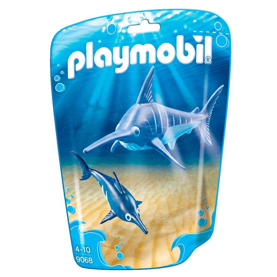 Playmobil---Animais-Marinhos---Filhotes---Peixe-Espada---9068---Sunny