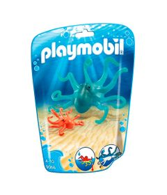 Playmobil---Animais-Marinhos---Filhotes---Polvo---9066---Sunny