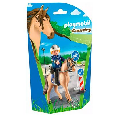 Playmobil---Soft-Bags-Cavalos---Cavalo-Bege---9260---Sunny