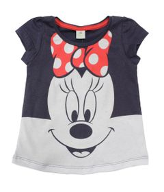 Blusa-Manga-Curta---Marinho-e-Branco---Fantasia-Minnie---Disney---4
