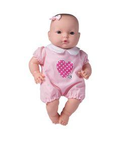 Boneca---Cheirinho-de-Bebe---39-cm---Macaquinho-Rosa---Cotiplas