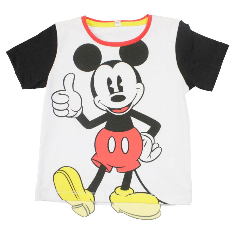 Camiseta Manga Curta - Branca eea8d123128bb