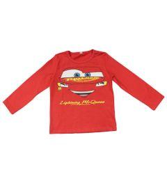 Camiseta-Manga-Longa-em-Meia-Malha---Vermelha---Carros---Disney---1