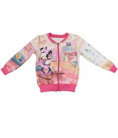 Jaqueta-em-Moletom-com-Felpa---Rosa---Revolution-Minnie---Disney---1