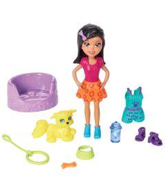 Mini-Boneca---Polly-Pocket---Conjunto-Boneca-e-Bichinho---Crissy---Mattel
