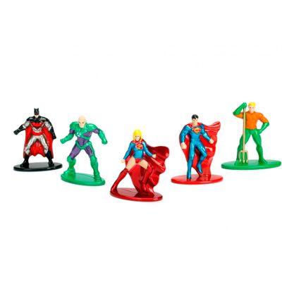 Conjunto-de-5-Mini-Figuras---5-Cm---Nano-Metal---DC-Comics---Herois-e-Viloes---Pack-B---DTC