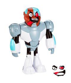 Figura-de-Acao---15-Cm---DC-Comics---Teen-Titans---Cyborg---Mattel