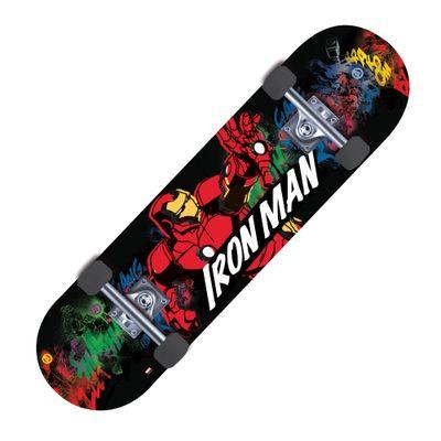 Skate-Disney---Marvel---Mod---Avengers---Iron-Man---DTC