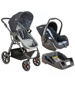 Travel-System-Galaxy-com-Base---Preto-e-Grafite---Kiddo