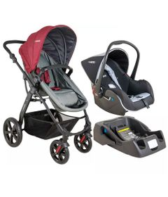 Travel-System-Galaxy-com-Base---Vinho-e-Grafite---Kiddo