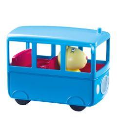 Veiculo-e-Mini-Figura---Peppa-Pig---Carrinho-Azul---DTC