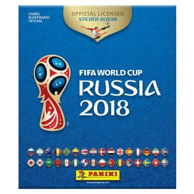 Album-Brochura-e-12-Envelopes-com-Figurinhas---Copa-do-Mundo---Russia-2018---Panini