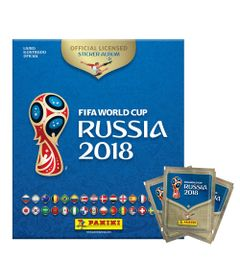 Kit-Album-Capa-Dura-e-24-Envelopes-com-Figurinhas---Copa-do-Mundo---Russia-2018---Panini