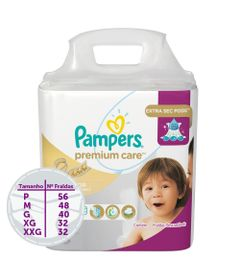 MEga-Fraldas-Descartaveis-Premium-Care-Mega---Pampers