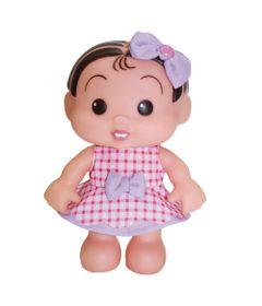 Boneca-Turma-da-Monica---Monica-Vestido-Xadrez---Embalagem-de-Pascoa---Multibrink