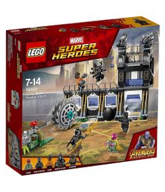 LEGO-Super-Heroes---Disney---Marvel---Avengers---Infinite-War---Ataque-Corvo-Glaive---76103