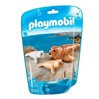 Playmobil---Animais-Marinhos---Foca-com-bebes---9069---Sunny
